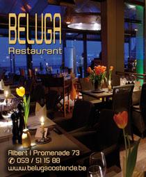 Beluga Restaurant<br>Oostende, Belgium
