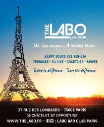 The Labo<br>Paris, France