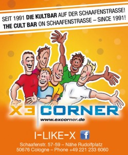 ExCorner<br>Cologne, Germany