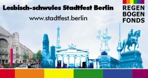 Lesbisch-schwules Stadtfest Berlin<br>Berlin, Deutschland
