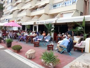 El Gato Lounge<br>Torremolinos, Spain
