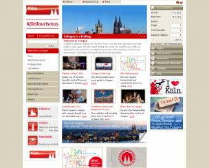 KölnTourismus<br>Cologne, Germany