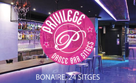 Privilege Music Bar<br>Sitges, Spain