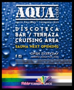 Aqua Club Bar & Disco<br>Torremolinos, Spain