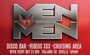 Men to Men Bar<br>Sevilla, Spain