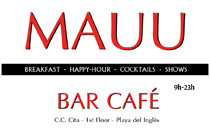 MAUU Bar<br>Playa del Ingles, Spain