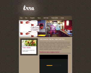 Erra Café<br>Prague, Czech Republic