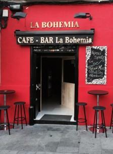 La Bohemia<br>Madrid, Spain