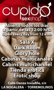 Cupido Sex Shop<br>Torremolinos, Spain