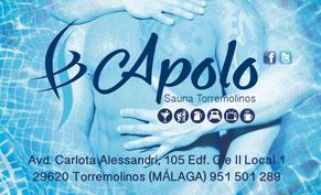Sauna Apolo<br>Torremolinos, Spain