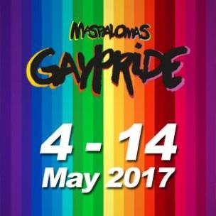 Gaypride Maspalomas 2017<br>Playa del Ingles, Spain