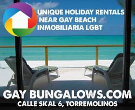GayBungalows.com<br>Torremolinos, Spain