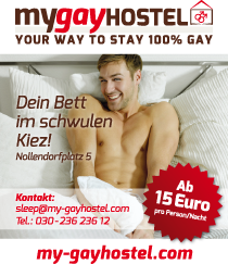 MyGayHostel<br>Berlin, Germany