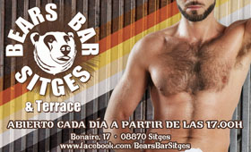 Bear's Bar<br>Sitges, Spain