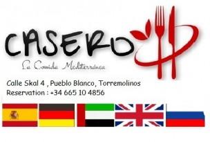 Casero Restaurant<br>Torremolinos, Spain