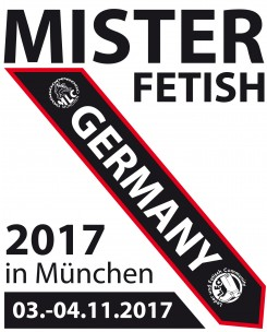 """""""Mister Fetish Germany 2017"""" contest and Fetish-Dinner<br>Munich, Germany"""