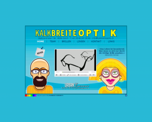 Kalkbreite Optik<br>Zurich, Switzerland
