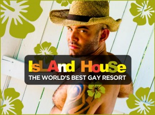 Island House Café for Men<br>Key West, United States