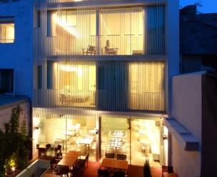 Hotel Alenti<br>Sitges, Spain
