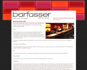 Barfüsser<br>Zurich, Switzerland