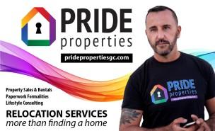 Pride Properties<br>Playa del Ingles, Spain