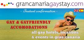 GranCanariaGayStay<br>Playa del Ingles, Spain